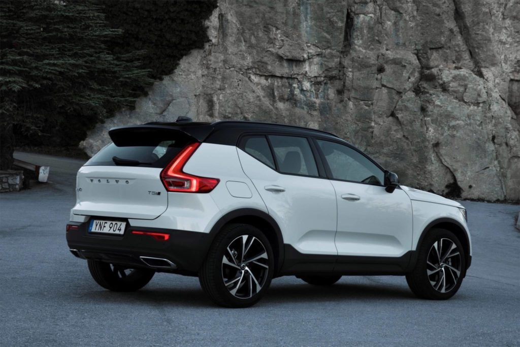The 2020 Volvo XC40 starts at $39,750 for the Momentum trim, $45,650 for the R-Design and $48,200 for the Inscription (Submitted)